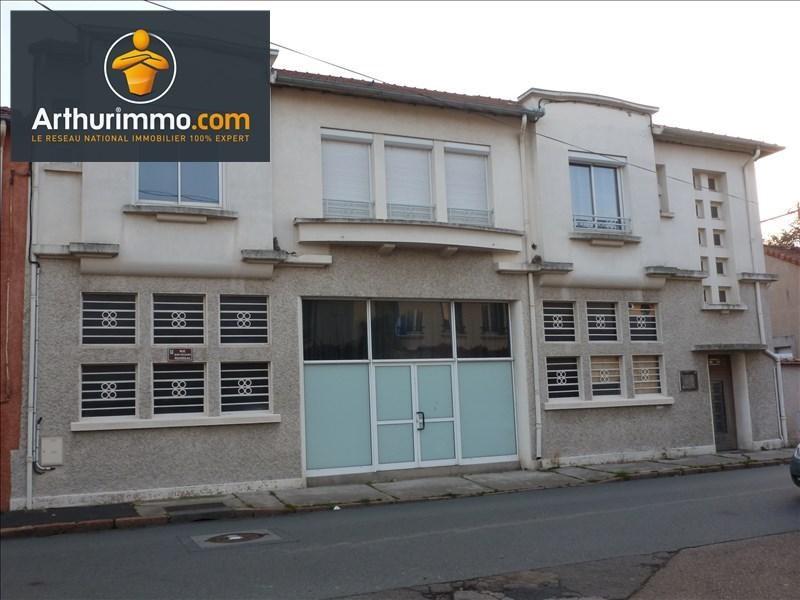 Sale building Roanne 210000€ - Picture 1