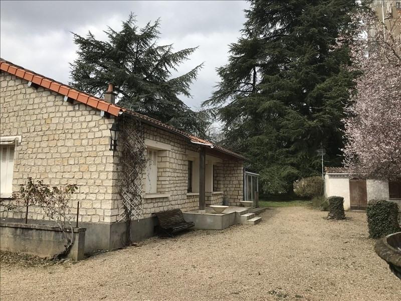 Vente maison / villa Bignoux 166000€ - Photo 2