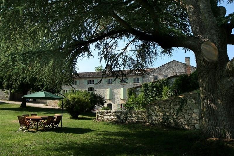 Deluxe sale house / villa Laroque timbaut 1352000€ - Picture 8