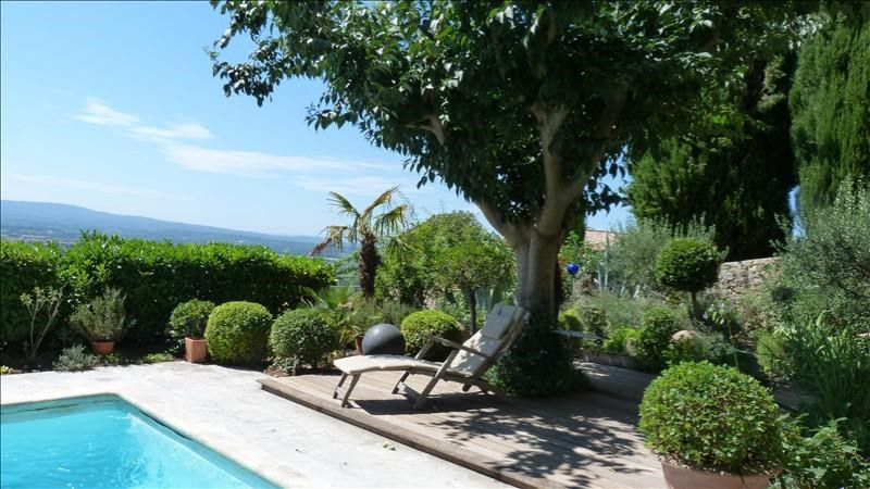 Deluxe sale house / villa Le barroux 795 000€ - Picture 1