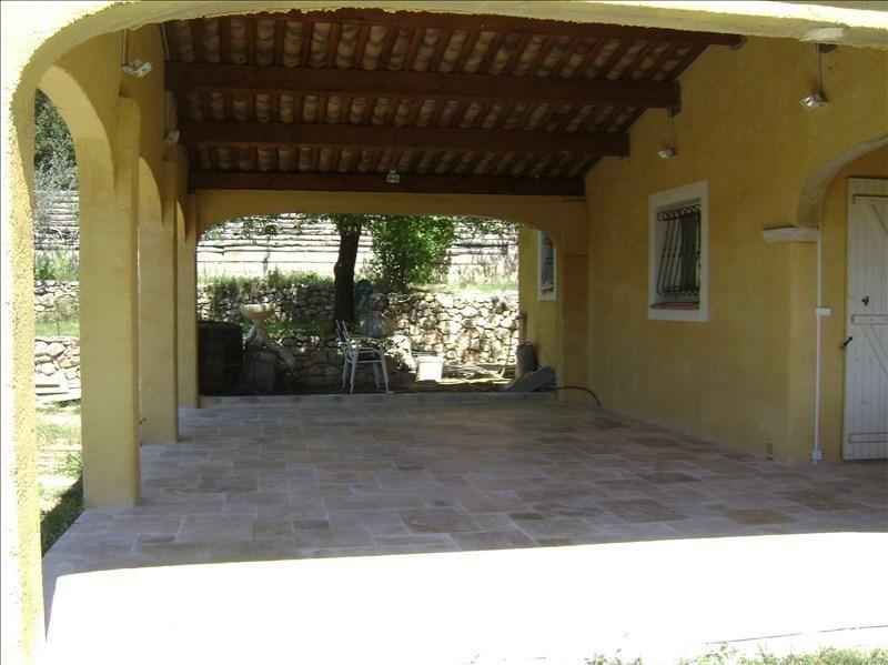 Vente maison / villa Villecroze 315000€ - Photo 3