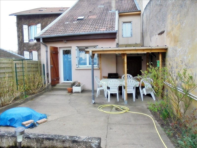 Vente maison / villa Baccarat 105000€ - Photo 2