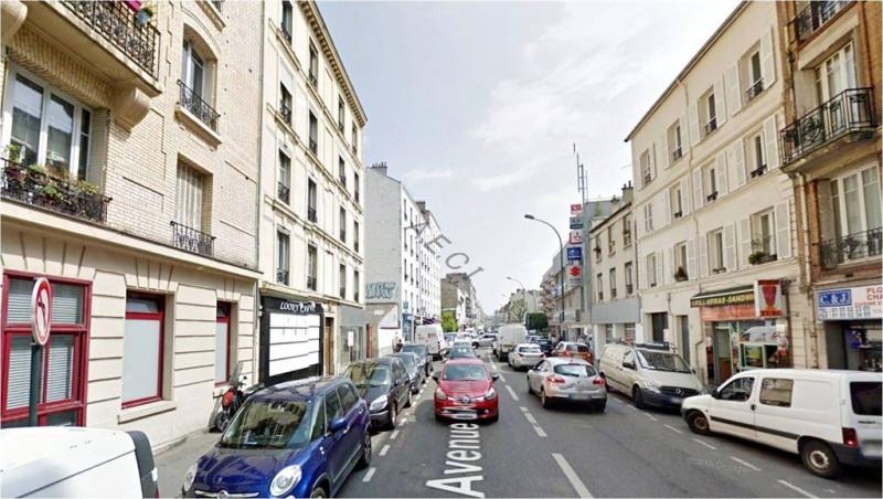 Rental shop Asnières-sur-seine 1180€ CC - Picture 3