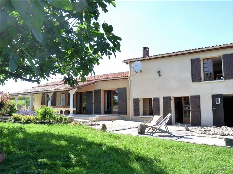 Sale house / villa Foulayronnes 371 000€ - Picture 1