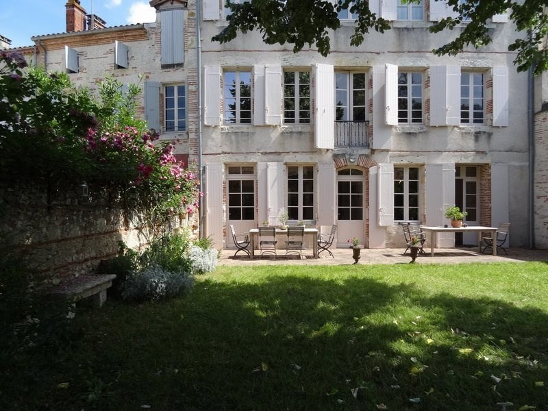 Sale house / villa Agen 527000€ - Picture 1