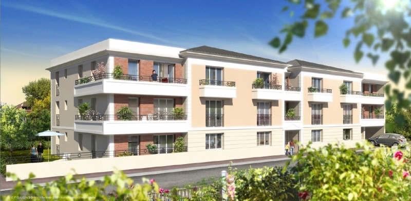 Rental apartment Vigneux sur seine 957€ CC - Picture 1