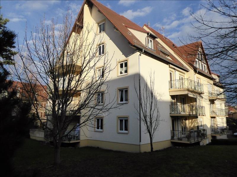 Sale apartment Saverne 249500€ - Picture 1