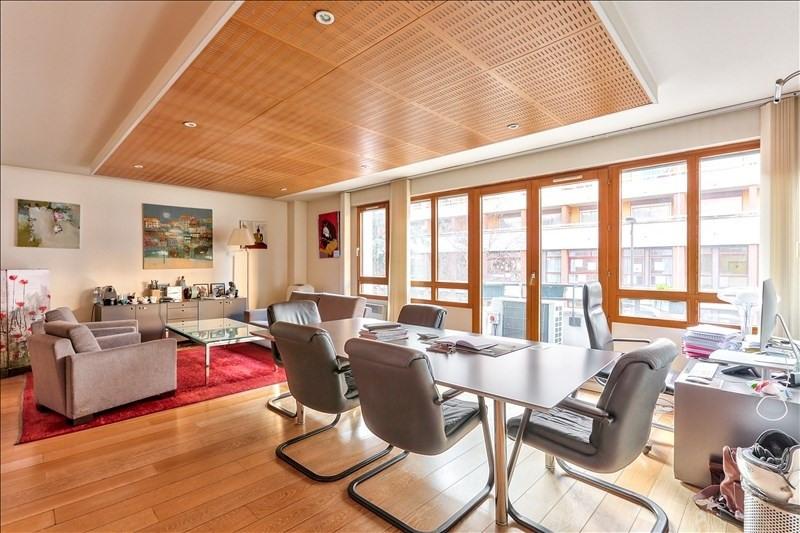 Vente de prestige appartement Boulogne billancourt 1095000€ - Photo 1