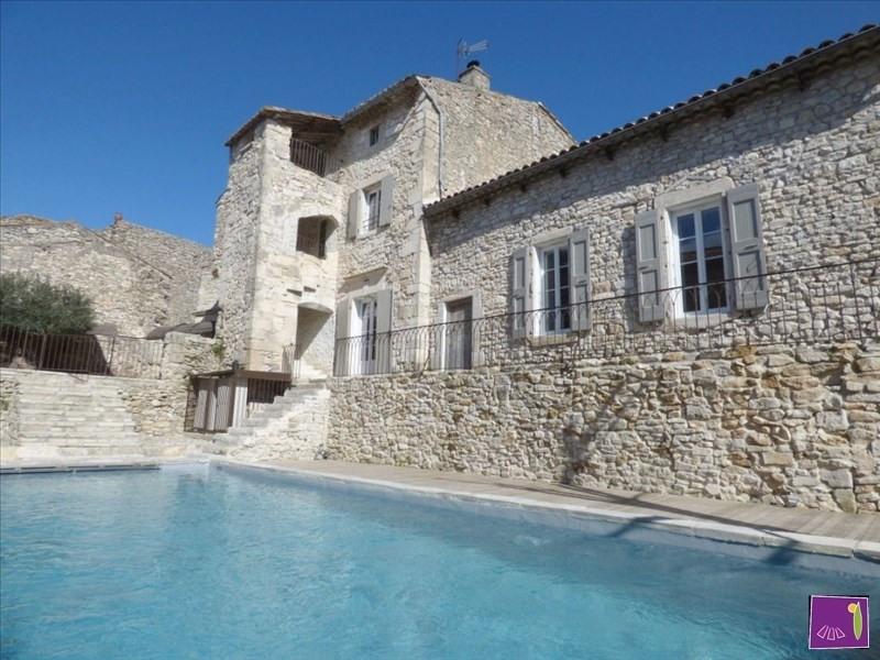 Deluxe sale house / villa Uzes 1190000€ - Picture 14