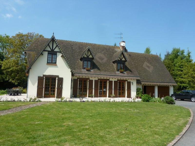 Vente de prestige maison / villa Annebault 493500€ - Photo 1
