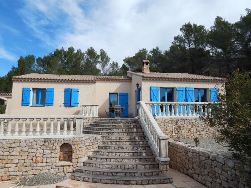 Sale house / villa Villecroze 349650€ - Picture 1