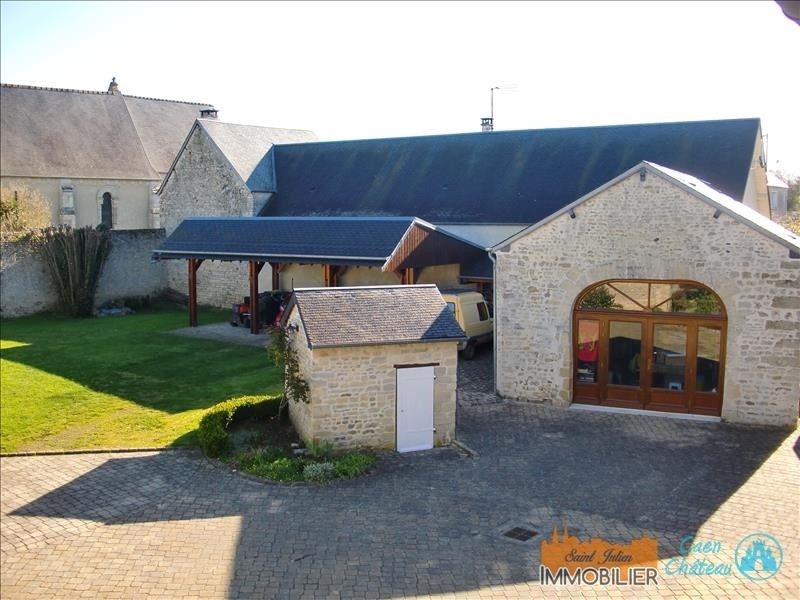 Deluxe sale house / villa Bayeux 468 000€ - Picture 2