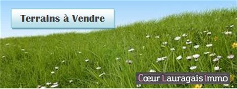 Sale site Caraman (8 mn) 32 600€ - Picture 1