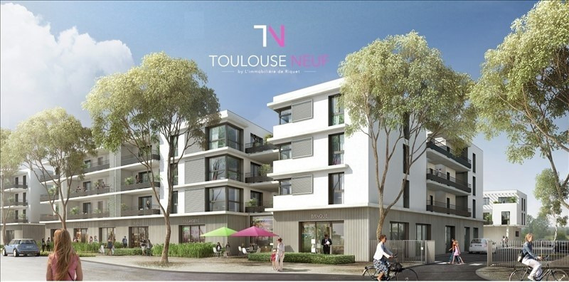 Vente appartement Toulouse 279000€ - Photo 5