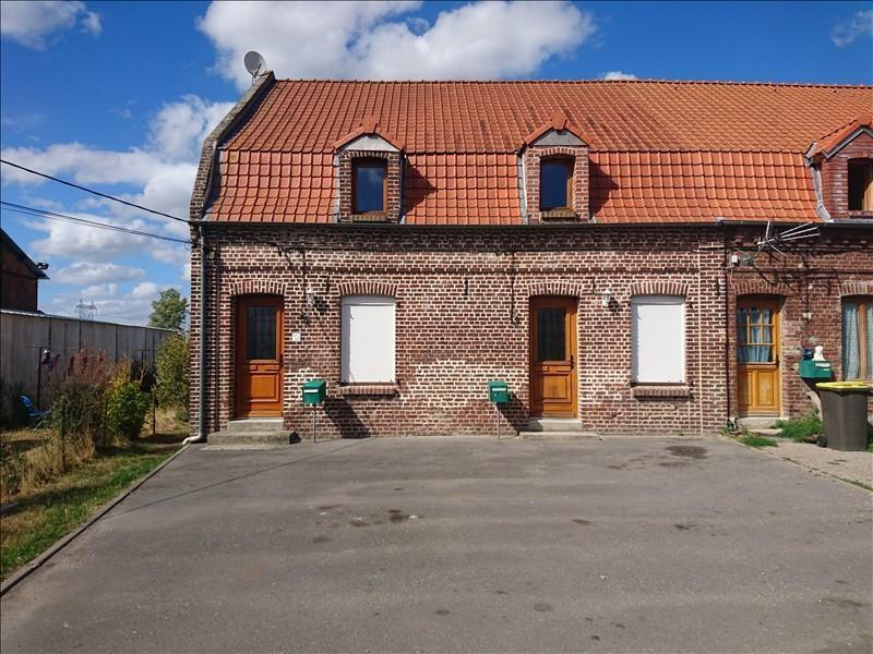 Rental house / villa Gonnehem 600€ CC - Picture 1
