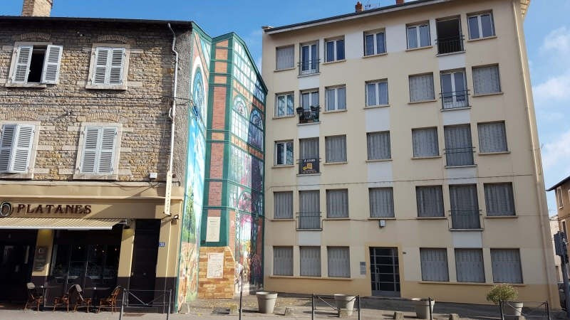Location appartement Champagne au mont d or 570€ CC - Photo 2