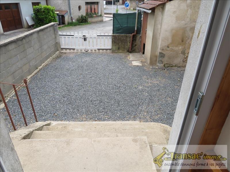 Sale house / villa Mariol 38500€ - Picture 6