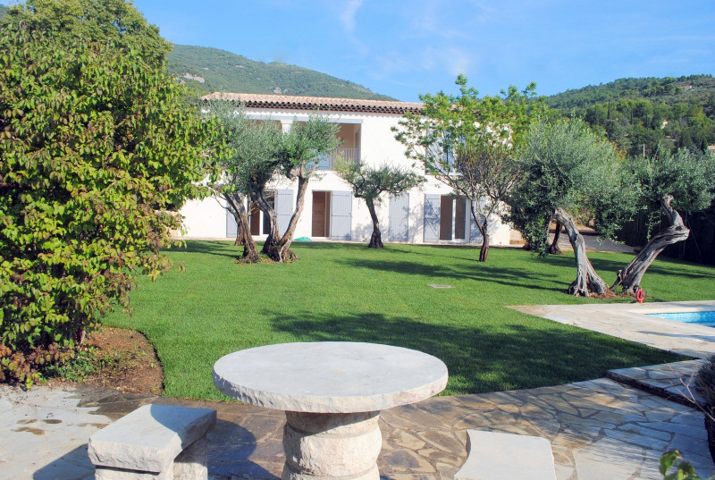 Vente de prestige maison / villa Seillans 725000€ - Photo 1