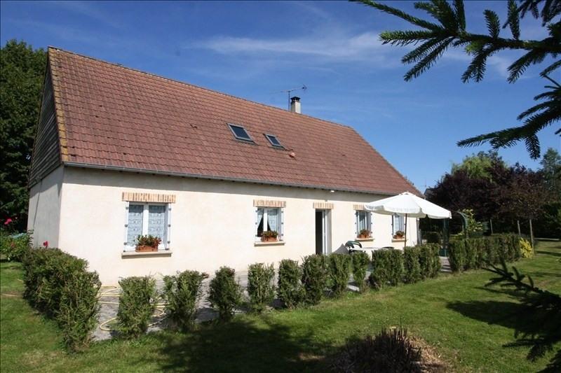 Vente maison / villa Conches en ouche 152500€ - Photo 2