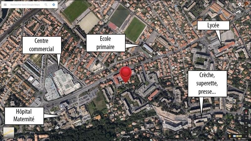 Sale apartment Sete 264500€ - Picture 3