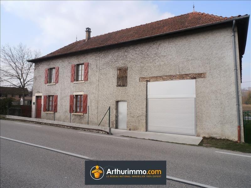 Sale house / villa Les avenieres 150000€ - Picture 1