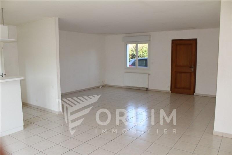 Rental house / villa Champs sur yonne 830€ CC - Picture 1