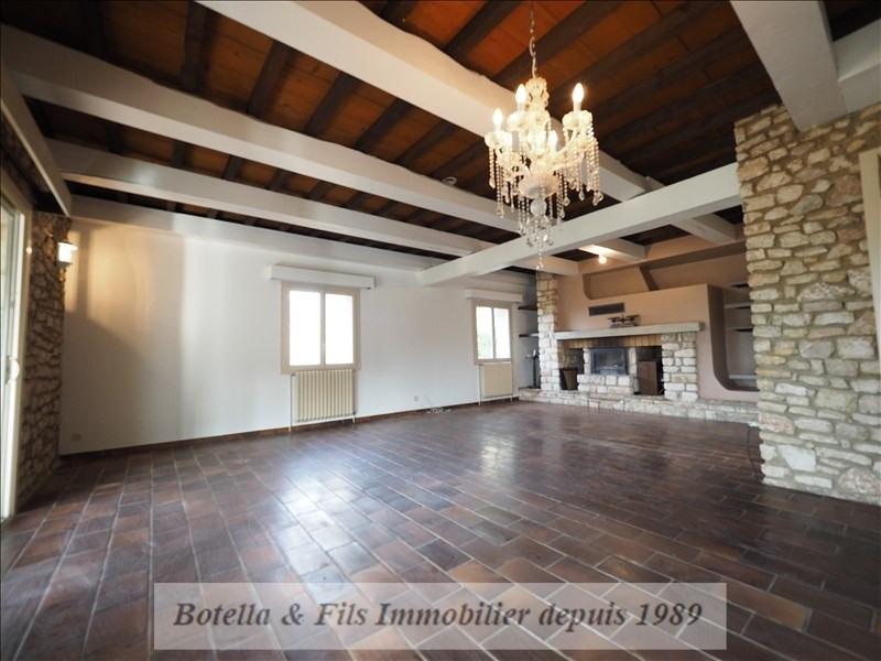 Sale house / villa Goudargues 422000€ - Picture 3
