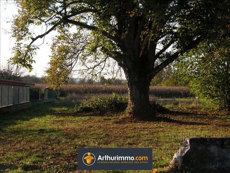 Vente terrain Morestel 65000€ - Photo 2