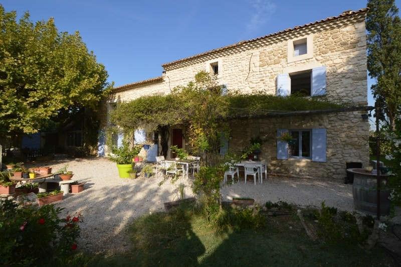 Vente de prestige maison / villa Monteux 679000€ - Photo 1