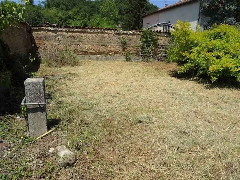 Vente terrain Septeme 85000€ - Photo 1