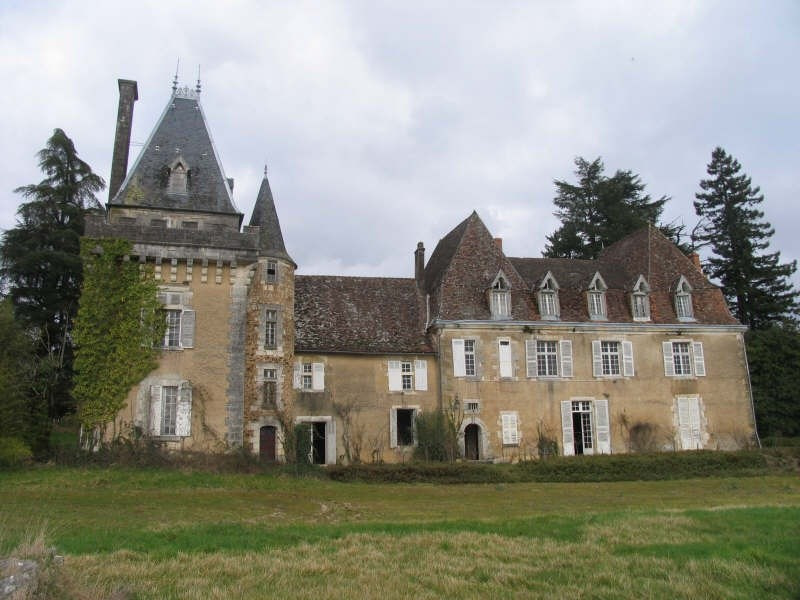 Sale chateau Thiviers 980 000€ - Picture 1