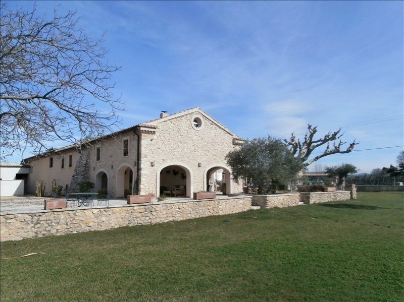 Deluxe sale house / villa La roque d antheron 1310000€ - Picture 2