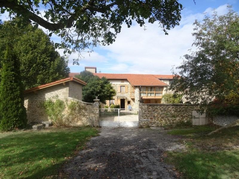 Vente maison / villa Saint-martin-d'août 360000€ - Photo 1