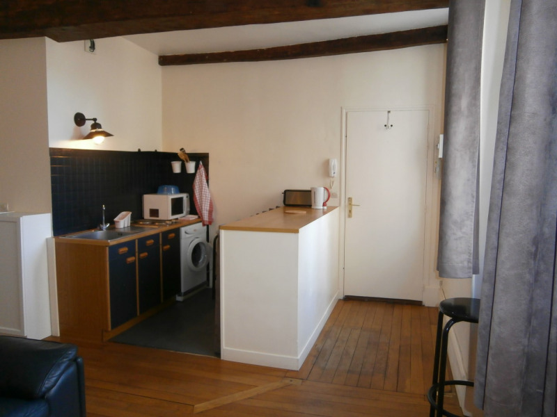 Rental apartment Fontainebleau 744€ CC - Picture 8