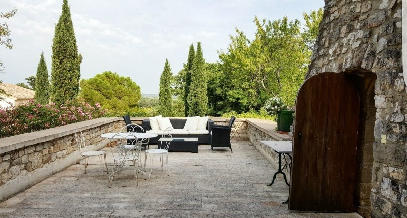 Verkoop van prestige  huis Uzes 892500€ - Foto 9