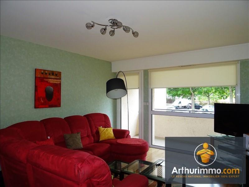 Sale apartment St brieuc 106500€ - Picture 1