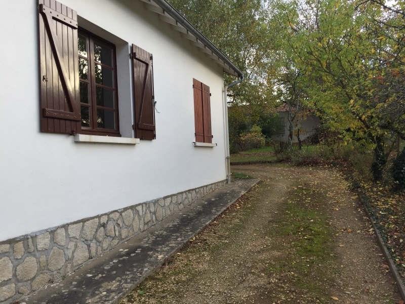 Vente maison / villa Roches premarie andille 149000€ -  3