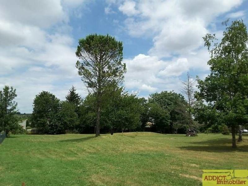 Vente terrain Secteur buzet-sur-tarn 86000€ - Photo 1
