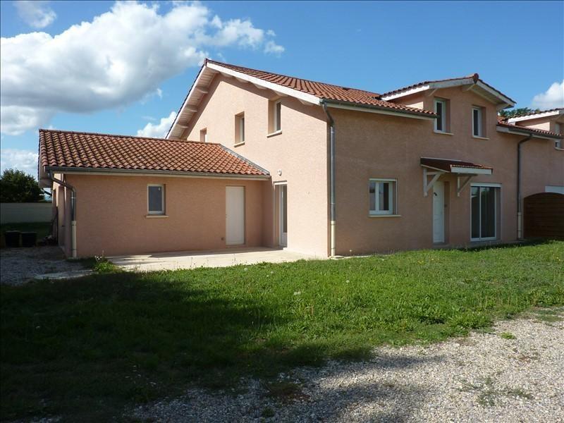 Vendita casa Lapeyrouse mornay 157500€ - Fotografia 1