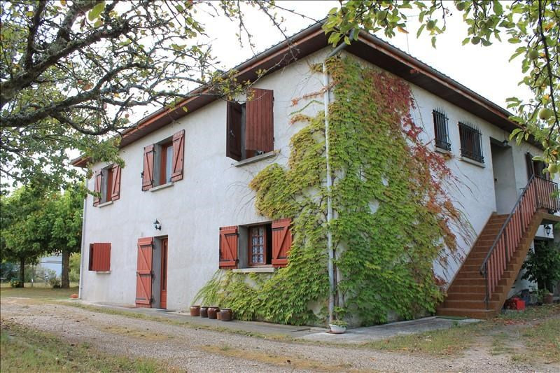 Vente maison / villa Langon 296200€ - Photo 1