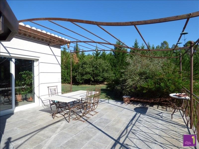 Verkauf von luxusobjekt haus Vallon pont d arc 645000€ - Fotografie 11