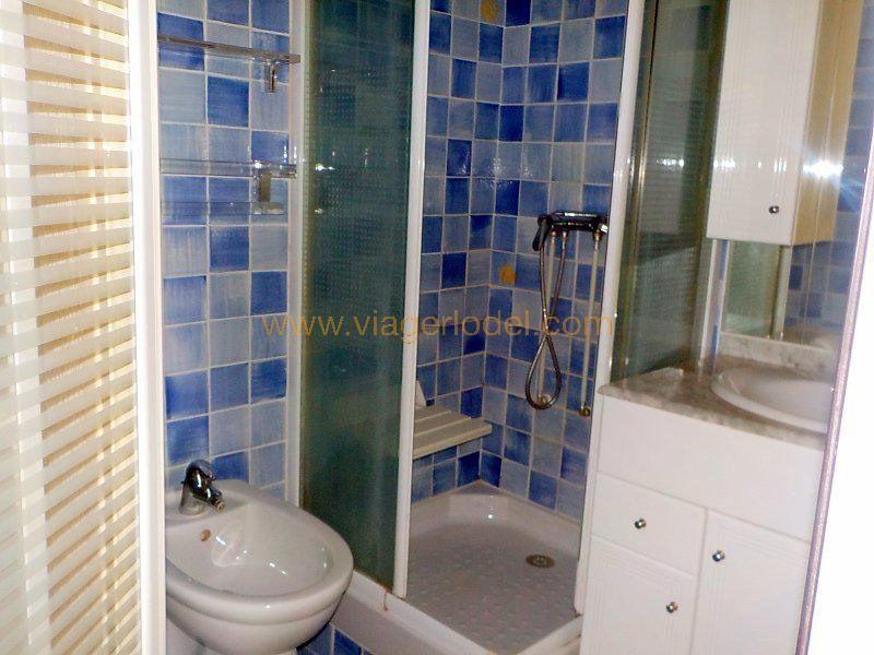 Verkoop  appartement Juan-les-pins 190000€ - Foto 6