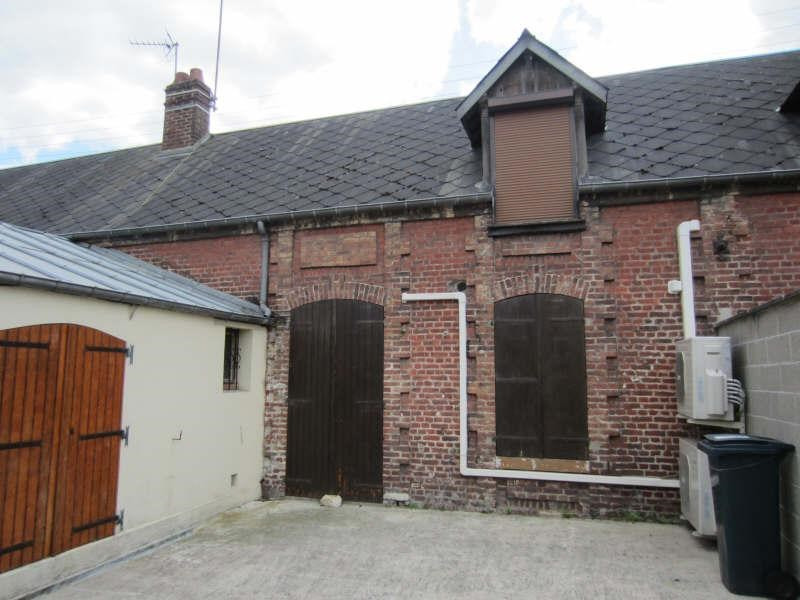 Investment property house / villa Moliens 81000€ - Picture 1