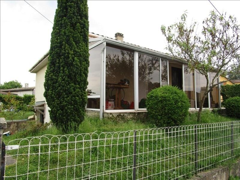 Vente maison / villa Mussidan 113000€ - Photo 1