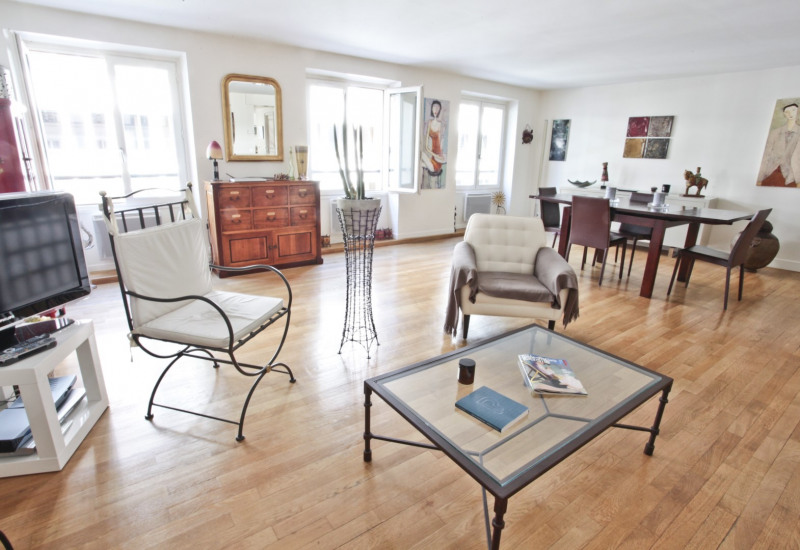 Vente appartement Paris 2ème 895 000€ - Photo 2