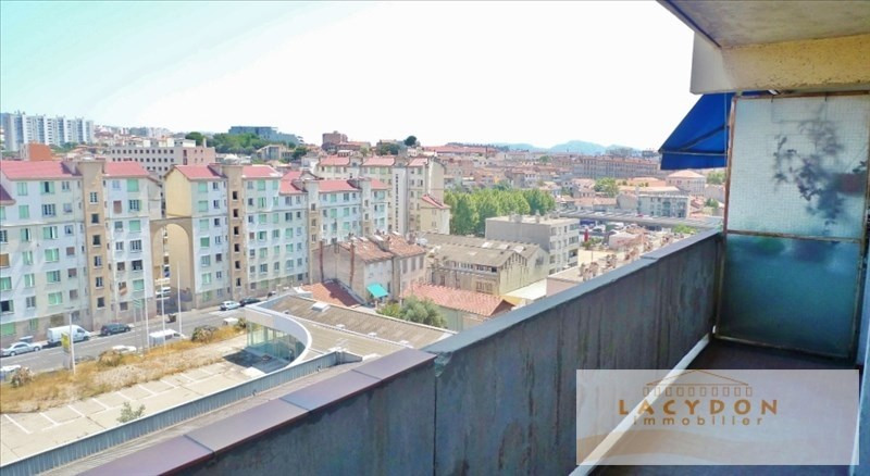 Vente appartement Marseille 14 86 000€ - Photo 1