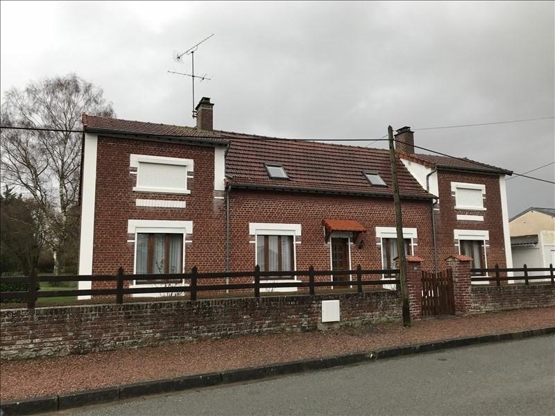 Sale house / villa Peronne 195000€ - Picture 1