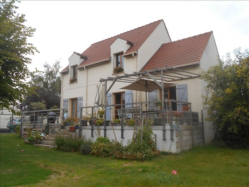 Sale house / villa Andilly 428000€ - Picture 2