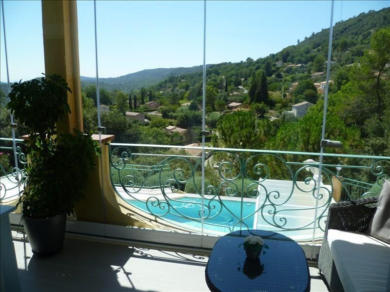 Vente de prestige maison / villa Le tignet 675000€ - Photo 7