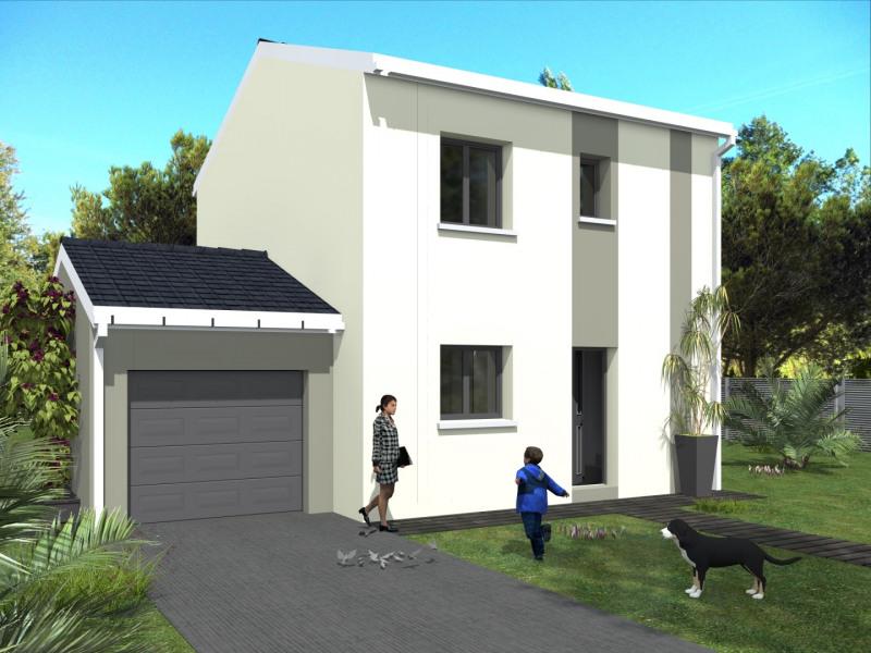 Maison  4 pièces + Terrain 485 m² Saint-Jean-de-Bournay par MAISONS SMILE